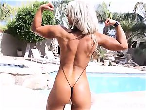 super-sexy fit cougars fuck stick outdoors for your rigid boner