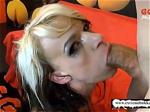 extraordinary mass ejaculation - Lolita satan abused