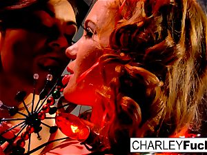 Charley gets an offer that she can't refuse