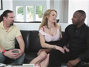 Zoey Portland gets a well well-deserved dosage of manhood
