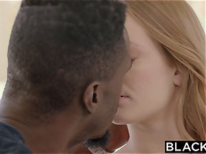 BLACKED fat backside Takes Her Neighbors bbc
