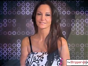 The Stripper practice- Ava Addams and get a cute boink