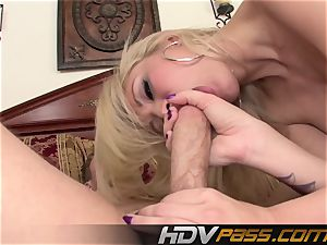 HDVPass Monique Alexander is in total sexual manage