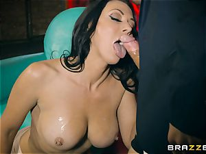 threeway with Rachel Starr and Anissa Kate