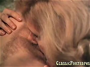 crazy damsels cant fight back licking each others vulva