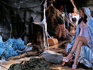 fairy godmother Julia Ann grants a rods wish