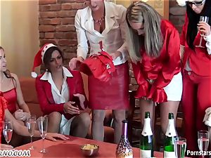 toasted office lady g/g party with pissing