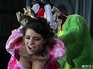 Your princess is being DP'd in another castle