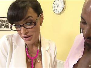 Lisa Ann splendid mummy doctor