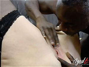 AgedLovE Lacey Starr multiracial hard-core assfuck