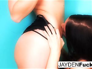 Jayden Jaymes and Brandy Aniston