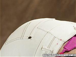 bodacious chinese Asa Akira likes passionate hump