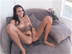 hotwife gf Janice Griffith tears up one after the other