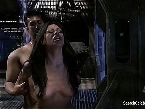 hotty Cassandra Cruz prepped to deep-throat some massive prick