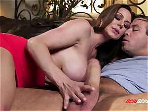 horny stepmother Kendra passion just lonely and needs love and fucky-fucky