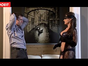 sultry fantasy drill with Czech honey Kendra starlet