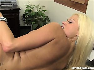 super-fucking-hot cougar chief Does What She Wants