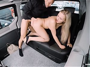 plumbed IN TRAFFIC - molten backseat hookup with Czech towheaded