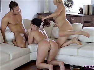 Brittany Shae - My mom's fresh lover wants to tear up me