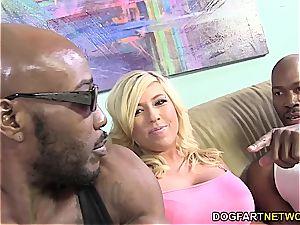 anal internal cumshot by ebony fuck-sticks for blond stupid