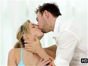 flexible sweetie Mia Malkova getting banged