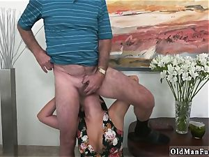 old boy plow nubile hd and studs piss on Frannkie s a swift learner!